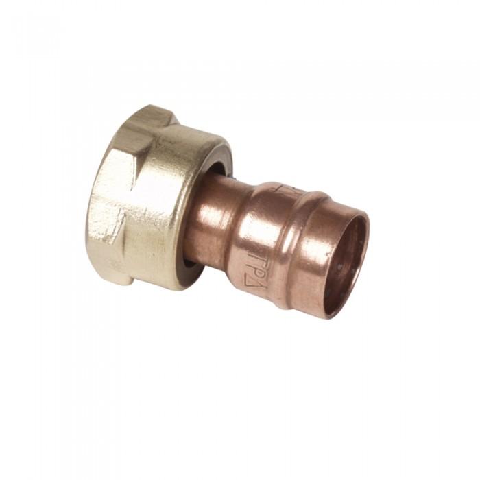 Straight Cylinder Union