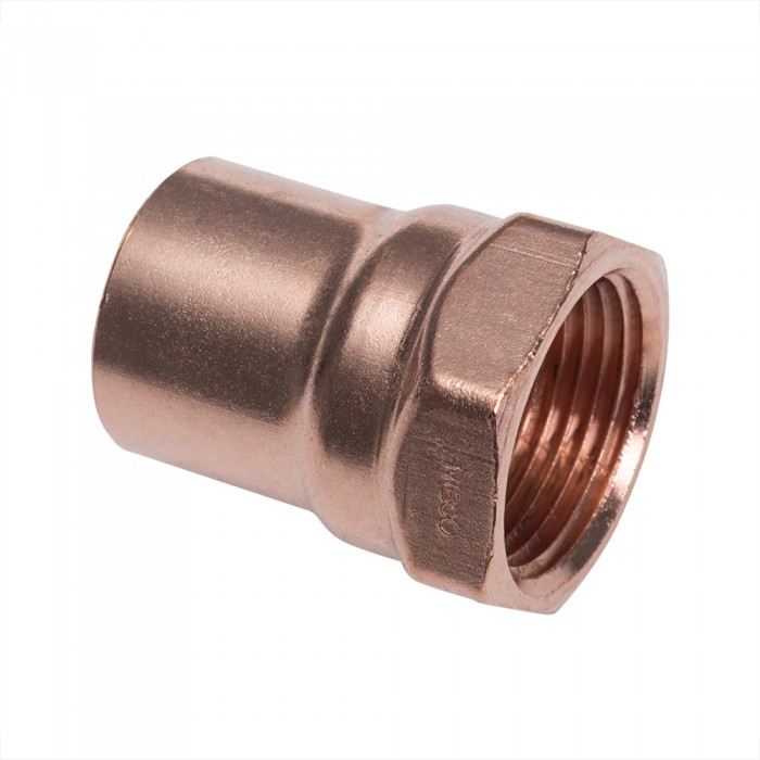 Straight Female Connector