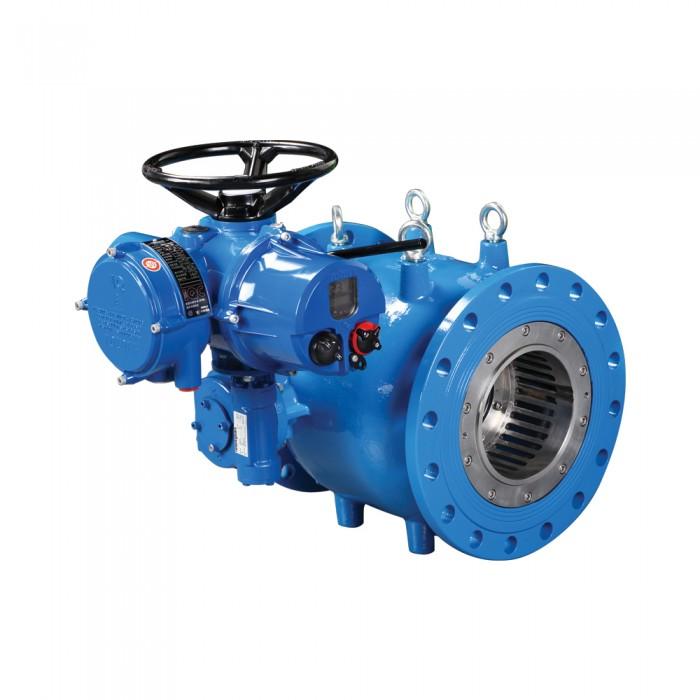 FCEX Plunger valve