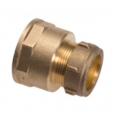 Female Straight Coupler