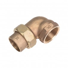 Female Bent Union Connector