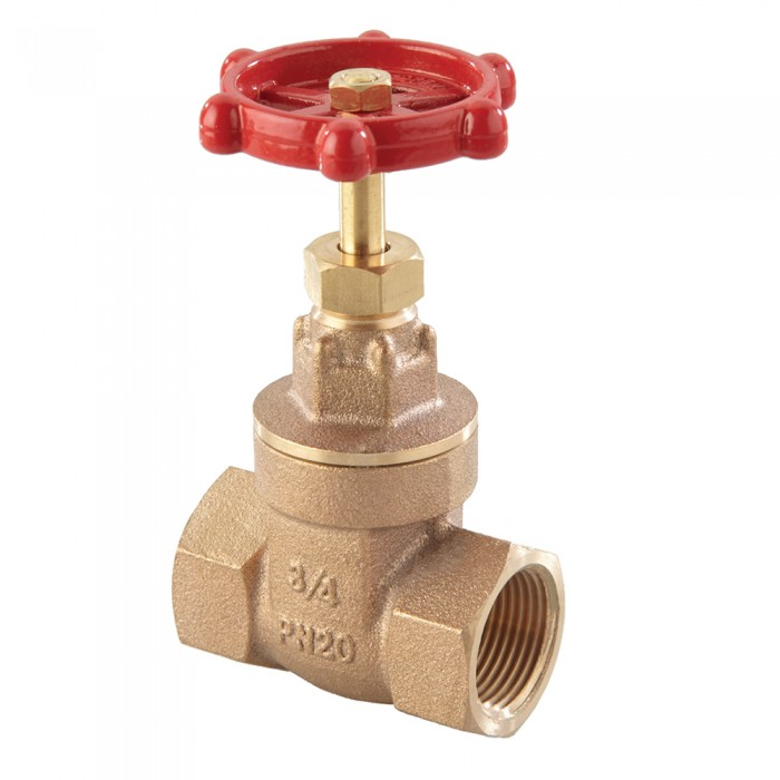 Gate Valve - Lockshield (PN20)