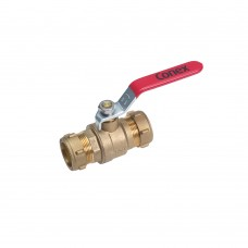 Lever Ball Valve With Standard Lever