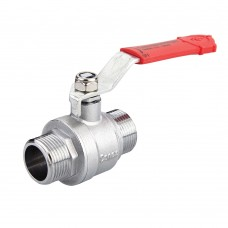 Quarter Turn Ball Valves MxM Red Lever (PN25)