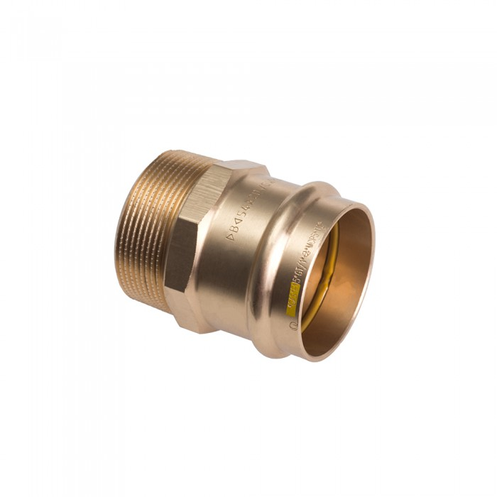 Straight Male Connector