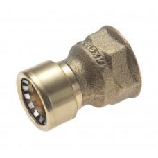 Straight Connector | >B< Sonic x BSP ISO 228 Female Thread