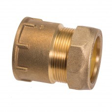 Female Straight Connector
