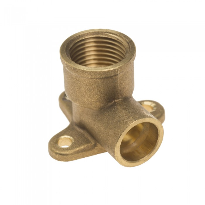 Female Wall Plate Elbow